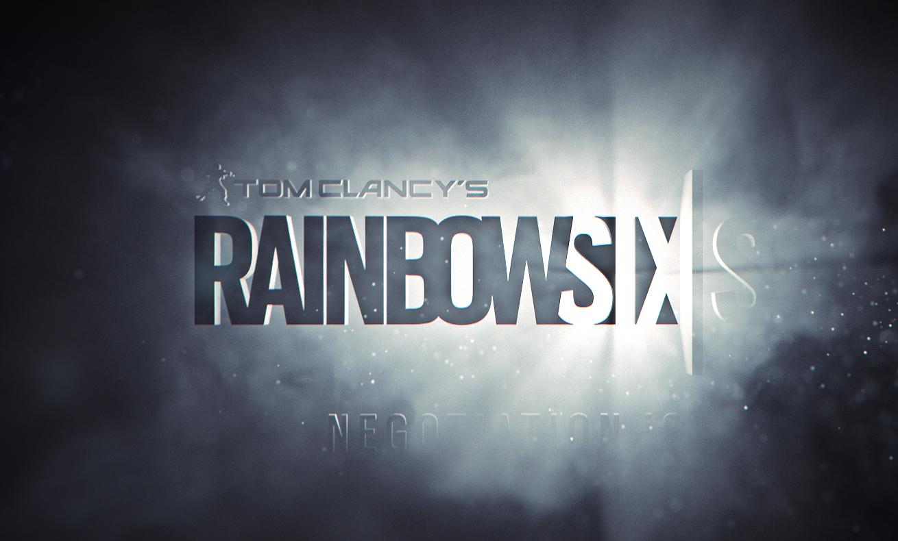 Rainbow Six Siege Logo