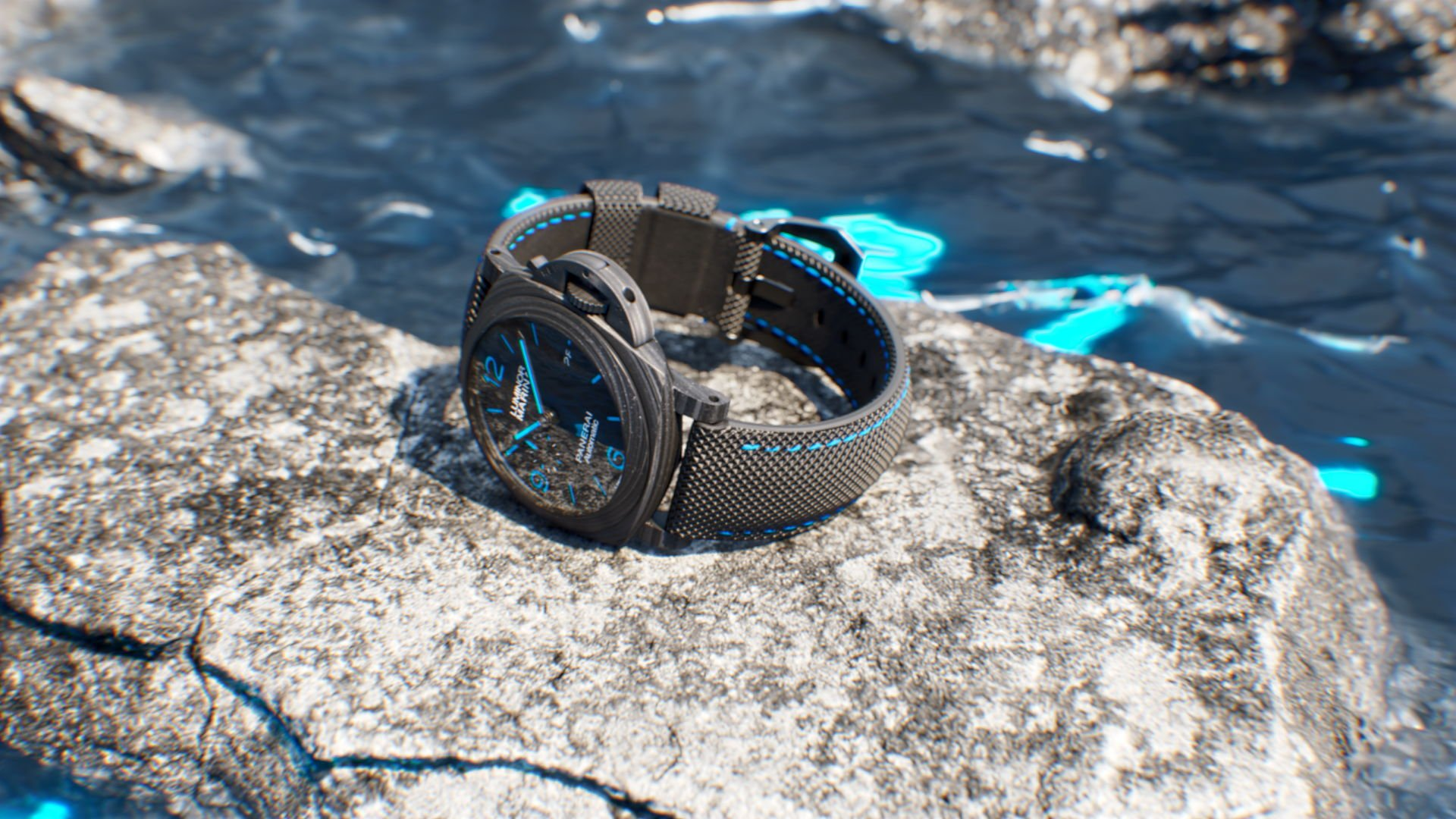 Luminor Marina Carbotech Straps