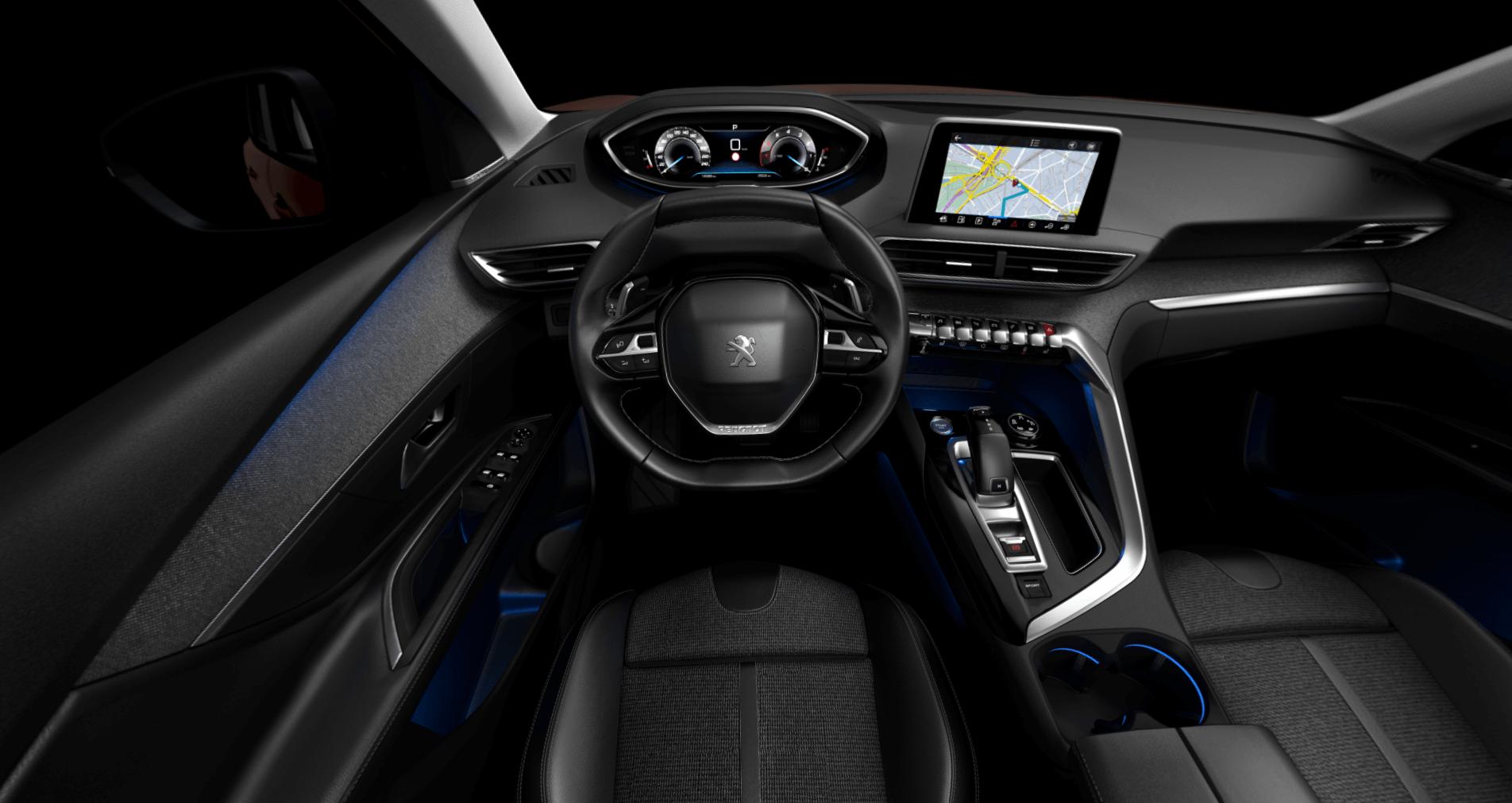 3008 VR Interior