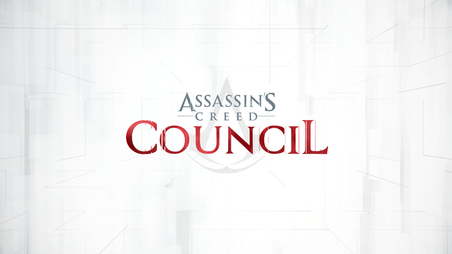Stillframes from our Assassin's Creed Motion Design animation